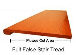 False Stair Treads Wood Tread Caps In Canada